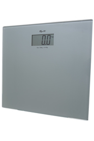 PROPERT Bathroom Scale Digital Silver