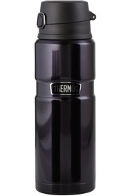 THERMOS 710Ml Bottle Flp Lid Midnight Blue