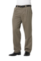 BRACKS Pleated Front Chino Pant
