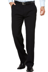 FARAH Flat Front Polyester Trousers