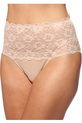 KAYSER COTTON & LACE FULL BRIEF 19BF465