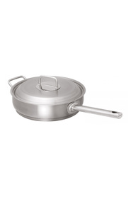 SCANPAN Commercial Stainless Steel Sautepan 28cm