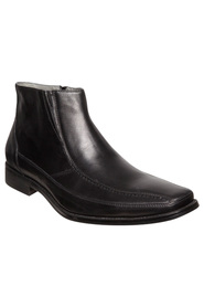 JULIUS MARLOW DEFINITE LEATHER ZIP UP BOOT
