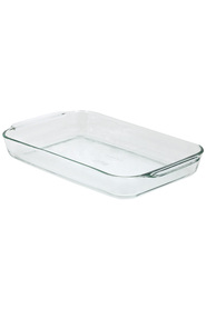 PYREX Easy Grab Glass Ovenware Rectangle Baker 3.8L