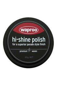 WAPROO Hi-Shine Polish Black