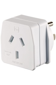GO TRAVEL American Adaptor