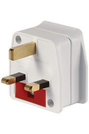 GO TRAVEL ADAPTORS BRITISH ADAPTOR 096