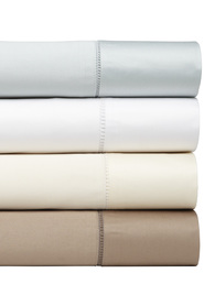 RAMESSES 800 Thread Count Cotton Sateen Sheet Set Queen Bed