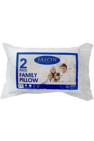 JASON 2pk Family Pillows