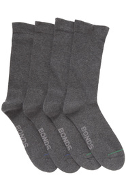 BONDS 2 Pack Very Comfy Crew Sock