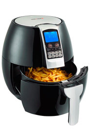 SMITH+NOBEL 3L AIR FRYER BLACK SNDF095
