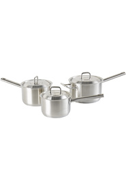 SCANPAN 3Pc Commerical Stainless Steel Cookset