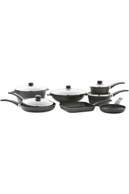 SMITH & NOBEL 8Pc Majestic Plus Aluminium Cookset