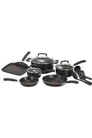 TEFAL Ambience 6pc Cookset + 3 Utensils