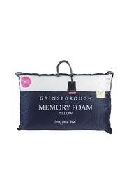 GAINSBOROUGH Memory Foam Pillow Standard