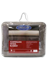 Jason wool blanket 400gsm qb/kb 240x260