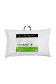GAINSBOROUGH 15% Down And  85% Feather Pillow