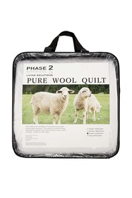 PHASE 2 600Gsm Pure Wool Quilt Kb