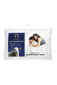 RAMESSES Australian Wool Surround Pillow