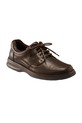 SLATTERS Armstrong Leather Lace Up Business Shoes