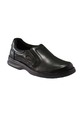 SLATTERS Ashford Leather Gusset Slip On BusinessShoes