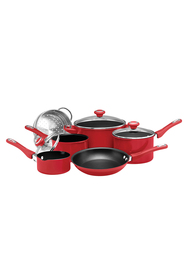 RACO 6Pc Vitality Red Induction Cookset