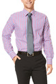 VAN HEUSEN Check European Fit Shirt