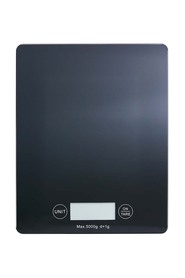 SMITH & NOBEL  Kitchen scale 5kg black