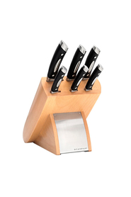 SCANPAN EURO KNIFE BLOCK 7PC