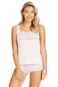 KAYSER Cotton And Lace Camisole