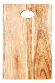 SMITH & NOBEL  Cutting board acacia 38x25x1.8cm