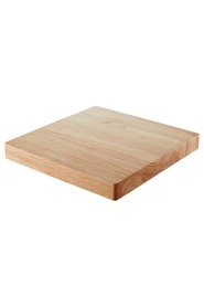 SMITH & NOBEL  Rubberwood butcher block