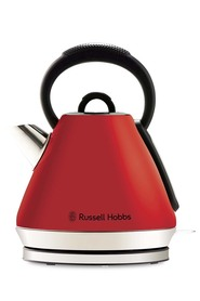 RUSSELL HOBBS Heritage Vogue Kettle Red