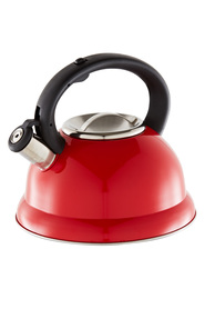 CLASSICA  2.6L Stainless Steel Kettle Red