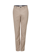 WEST CAPE MENS JACKSON FLAT FRONT STRETCH CHINO