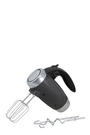 SMITH & NOBEL 6 Speed Hand Mixer 300W Grey