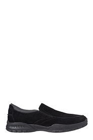 HUSH PUPPIES Richard Slip On Suede Casual