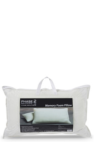 PHASE 2 SHREDDED MEMORY FOAM PILLOW STD
