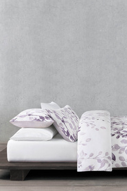 SIMPLY VERA VERA WANG Frost 300 Thread Count Cotton Quilt Cover Set QB