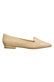HUSH PUPPIES Tami patent low heel shoe