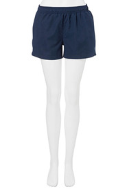 RUSSELL ATHLETIC WOMENS CORE WOVEN SHORT