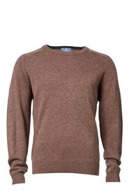 WEST CAPE CLASSIC Mens Classic Lambswool Blend Crew Knit