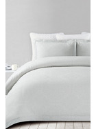 SHAYNNA BLAZE Verona Cotton Jacquard Quilt Cover Set King Bed