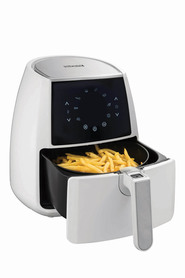 SMITH & NOBEL 3L Digital Air Fryer White