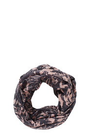KHOKO FLORAL SNOOD