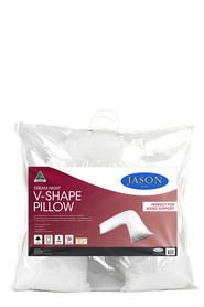 JASON DREAM NIGHT POLY PILLOW VSHAPE