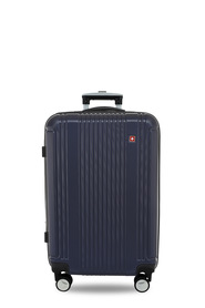 SWISS EQUIP Arosa 68cm 4WD Expandable Trolley Case