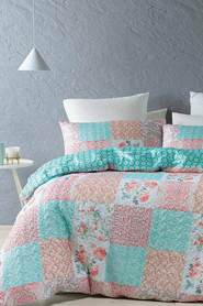 PHASE 2 Penshurst Soft Touch Quilted MicrofibreQuilt Cover Set QB