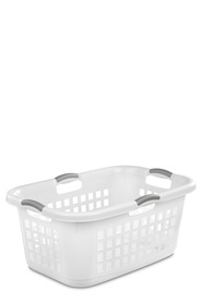 STERILITE Ultimate Laundry Basket 71L White