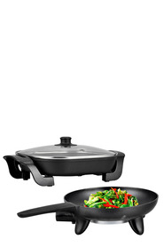 SMITH & NOBEL Frypan and Skillet Pack